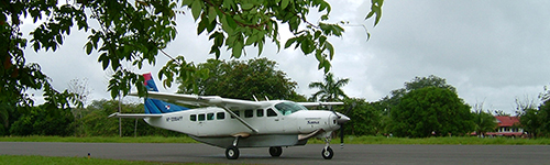 Fly to Drake Bay, Vacations Costa Rica