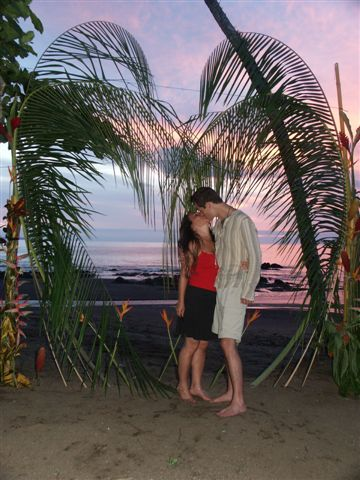 special honeymoon in osa peninsula, drake bay hotel