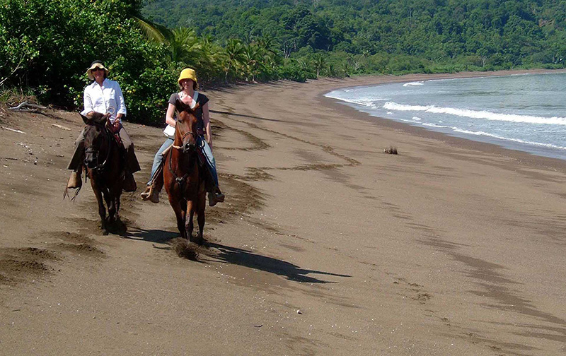 Horseback Tour in Drake Bay, Osa Peninsula